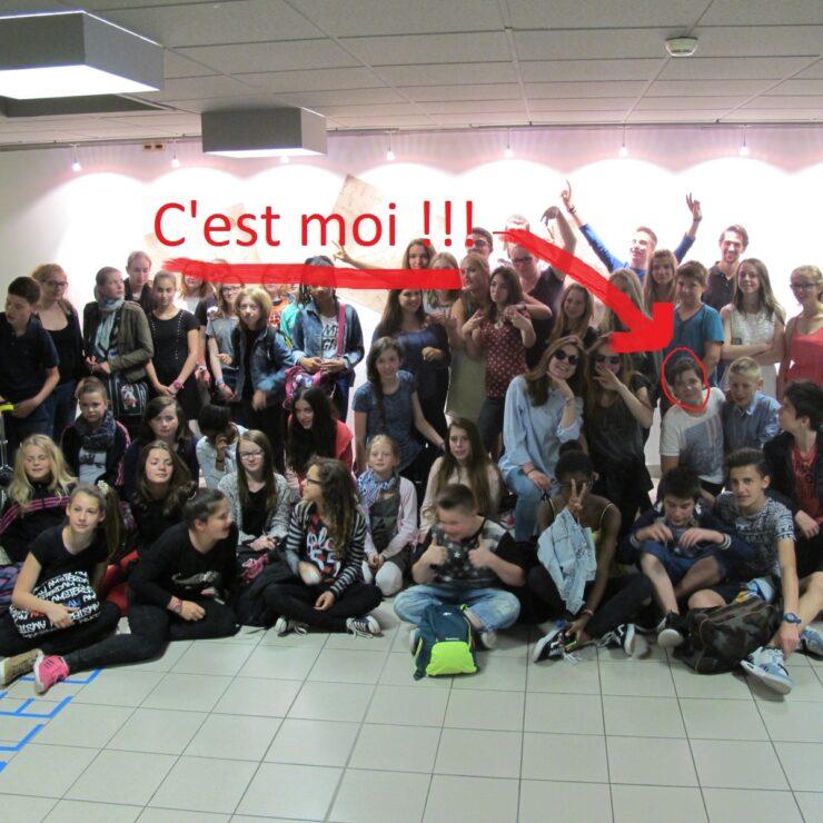 MON STAGE DE 3 JOURS AU GRAND BLEU !!!