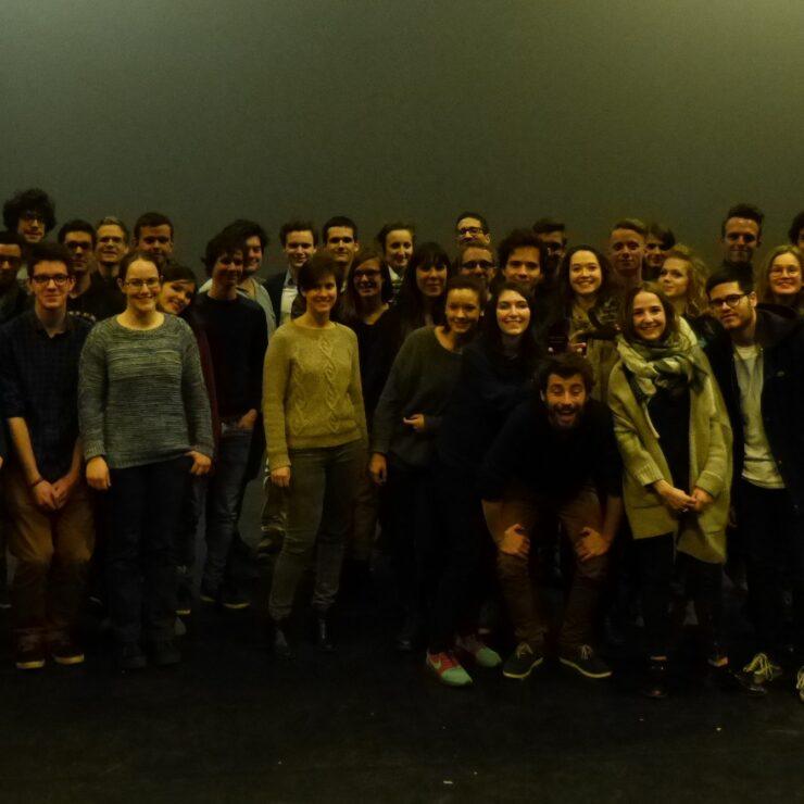 Retour sur la 4ème édition du Festival de Théâtre étudiant Paon d'Art !