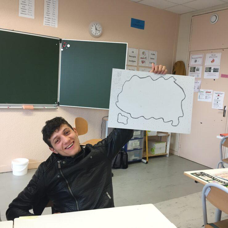 MIAA, Chronique 2 « Mon pays imaginaire »   Capsoule, Daumis, Vilium, des noms de pays? !