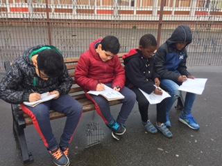 MIAA-Chronique 6 A l'école St Exupéry on fabrique des souvenirs pour l 'avenir…