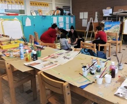 CHRONIQUE MIAA #3 : A l'école Mermoz de Villeneuve d'Ascq, les élèves réinventent la ville