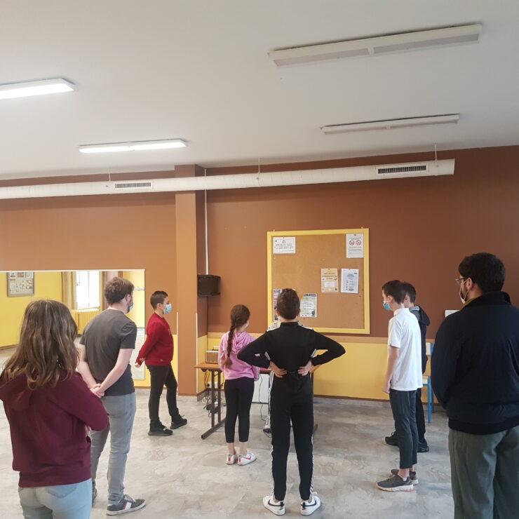 Résidences départementales : la Compagnie Noutique débarque au Centre socio-culturel de Fourmies
